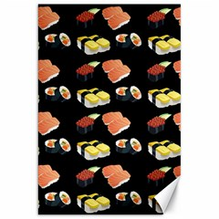 Sushi Pattern Canvas 20  X 30