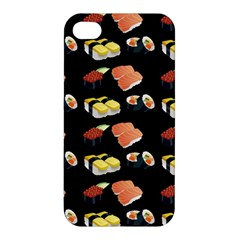 Sushi Pattern Apple Iphone 4/4s Hardshell Case