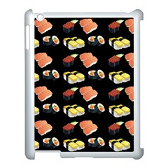 Sushi Pattern Apple Ipad 3/4 Case (white)