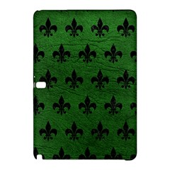 Royal1 Black Marble & Green Leather Samsung Galaxy Tab Pro 12 2 Hardshell Case
