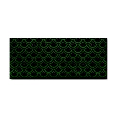 Scales2 Black Marble & Green Leatherscales2 Black Marble & Green Leather Cosmetic Storage Cases