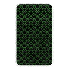 Scales2 Black Marble & Green Leatherscales2 Black Marble & Green Leather Memory Card Reader