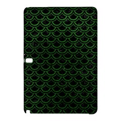 Scales2 Black Marble & Green Leatherscales2 Black Marble & Green Leather Samsung Galaxy Tab Pro 10 1 Hardshell Case