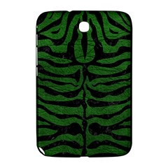 Skin2 Black Marble & Green Leather (r) Samsung Galaxy Note 8 0 N5100 Hardshell Case