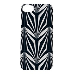 Art Deco, Black,white,graphic Design,vintage,elegant,chic Apple Iphone 5s/ Se Hardshell Case