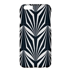 Art Deco, Black,white,graphic Design,vintage,elegant,chic Apple Iphone 6 Plus/6s Plus Hardshell Case
