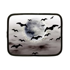 Bats On  The Moon Netbook Case (small)