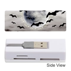 Bats On  The Moon Memory Card Reader (stick)