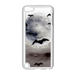Bats On  The Moon Apple Ipod Touch 5 Case (white)