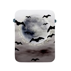 Bats On  The Moon Apple Ipad 2/3/4 Protective Soft Cases