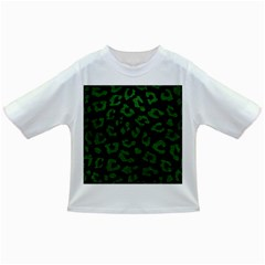 Skin5 Black Marble & Green Leather (r) Infant/toddler T Shirts