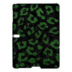 Skin5 Black Marble & Green Leather (r) Samsung Galaxy Tab S (10 5 ) Hardshell Case
