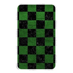 Square1 Black Marble & Green Leather Memory Card Reader