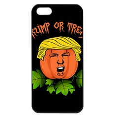 Trump Or Treat  Apple Iphone 5 Seamless Case (black)