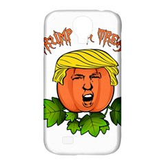 Trump Or Treat  Samsung Galaxy S4 Classic Hardshell Case (pc+silicone)