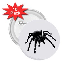Tarantula 2 25  Buttons (10 Pack)