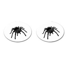Tarantula Cufflinks (oval)