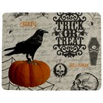 Vintage Halloween Jigsaw Puzzle Photo Stand (Rectangular) Front