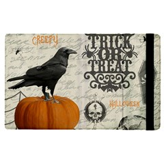 Vintage Halloween Apple Ipad Pro 12 9   Flip Case