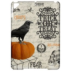 Vintage Halloween Apple Ipad Pro 9 7   Hardshell Case