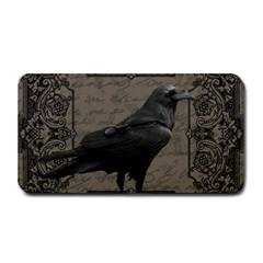 Vintage Halloween Raven Medium Bar Mats
