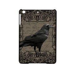 Vintage Halloween Raven Ipad Mini 2 Hardshell Cases