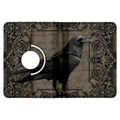 Vintage Halloween Raven Kindle Fire Hdx Flip 360 Case