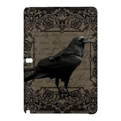 Vintage Halloween Raven Samsung Galaxy Tab Pro 10 1 Hardshell Case