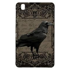 Vintage Halloween Raven Samsung Galaxy Tab Pro 8 4 Hardshell Case