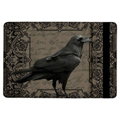 Vintage Halloween Raven Ipad Air Flip