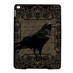 Vintage Halloween Raven Ipad Air 2 Hardshell Cases