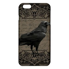 Vintage Halloween Raven Iphone 6 Plus/6s Plus Tpu Case