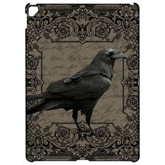 Vintage Halloween Raven Apple Ipad Pro 12 9   Hardshell Case