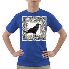 Vintage Halloween Raven Dark T Shirt