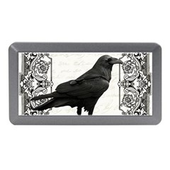 Vintage Halloween Raven Memory Card Reader (mini)