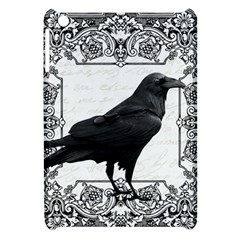 Vintage Halloween Raven Apple Ipad Mini Hardshell Case