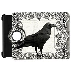 Vintage Halloween Raven Kindle Fire Hd 7