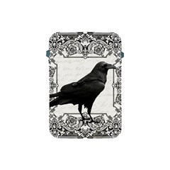 Vintage Halloween Raven Apple Ipad Mini Protective Soft Cases