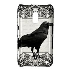 Vintage Halloween Raven Nokia Lumia 620