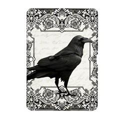 Vintage Halloween Raven Samsung Galaxy Tab 2 (10 1 ) P5100 Hardshell Case