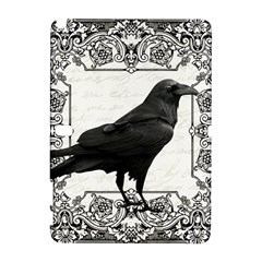 Vintage Halloween Raven Galaxy Note 1