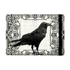 Vintage Halloween Raven Ipad Mini 2 Flip Cases