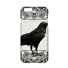 Vintage Halloween Raven Apple Iphone 6/6s Hardshell Case