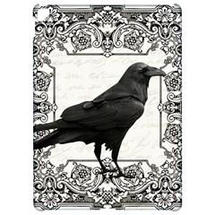 Vintage Halloween Raven Apple Ipad Pro 12 9   Hardshell Case