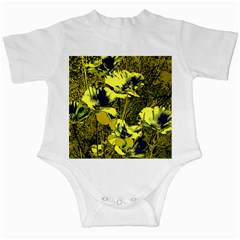 Amazing Glowing Flowers 2c Infant Creepers