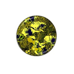 Amazing Glowing Flowers 2c Hat Clip Ball Marker (4 Pack)