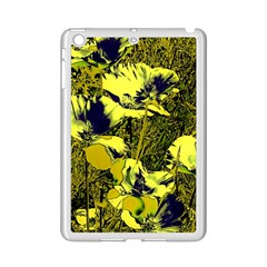 Amazing Glowing Flowers 2c Ipad Mini 2 Enamel Coated Cases