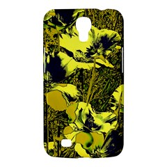 Amazing Glowing Flowers 2c Samsung Galaxy Mega 6 3  I9200 Hardshell Case