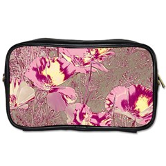 Amazing Glowing Flowers 2b Toiletries Bags 2 Side