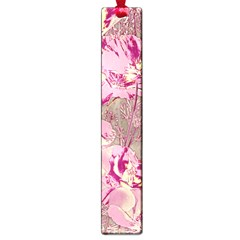 Amazing Glowing Flowers 2b Large Book Marks